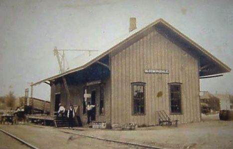 MC Bloomingdale MI Depot